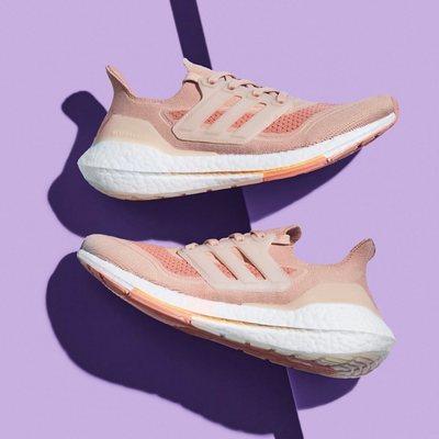 Adidas Ultraboost 21 🏃🏽♀️ Estabilidad e impulso a tu carrera. Suma kilómetros con comodidad 😍 #adidasultraboost #run #running
